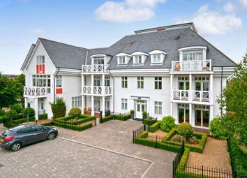 Thumbnail 2 bed flat for sale in Rougemont, Kings Hill, West Malling