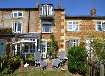 Thumbnail 3 bed terraced house for sale in Old School Lane, Blakesley, Towcester