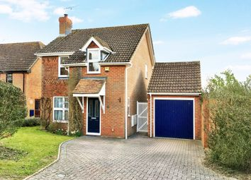 Thumbnail 3 bed detached house to rent in Dando Drive, Marlborough, Wiltshire