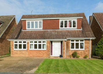 Thumbnail 4 bed detached house for sale in Chessfield Park, Little Chalfont, Amersham
