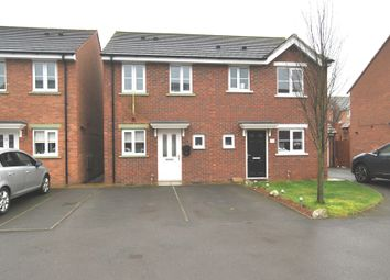 Thumbnail 2 bed semi-detached house for sale in Cloisters Way, St Georges, Telford, Shropshire