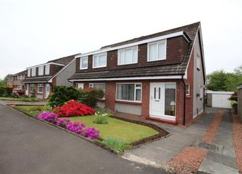 Thumbnail 3 bed semi-detached house to rent in Stuart Road, Bishopton, Renfrewshire
