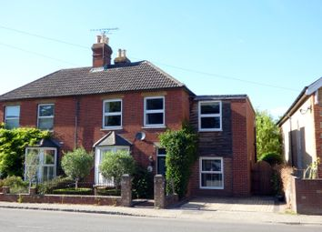 Thumbnail 4 bed semi-detached house for sale in Bepton Road, Midhurst