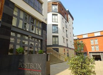 2 bed flat for sale in Postbox, Upper Marshall Street, Birmingham B1