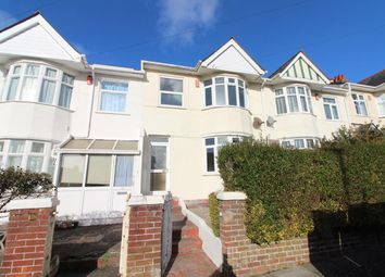 Thumbnail 3 bed terraced house for sale in Peverell Terrace, Peverell, Plymouth