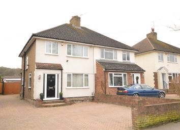 Thumbnail 3 bedroom semi-detached house for sale in Meadway, Dunstable