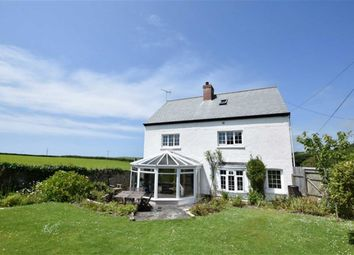 Thumbnail 5 bed semi-detached house for sale in Northcott Mouth Road, Poughill, Bude