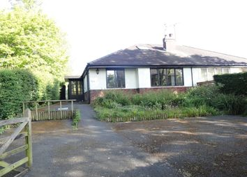 Thumbnail 3 bed bungalow for sale in Powis Road, Ashton-On-Ribble, Preston