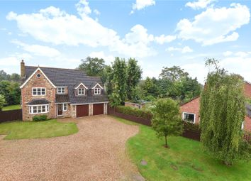 Thumbnail 5 bed detached house for sale in Lacewood Gardens, Reading, Berkshire