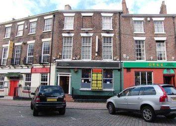 Thumbnail Retail premises for sale in Liverpool L1, UK