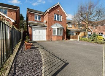 Thumbnail 4 bed detached house for sale in Honeysuckle Drive, South Normanton, Alfreton, Derbyshire