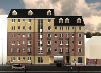 Mill Street, Luton LU1. 2 bed flat