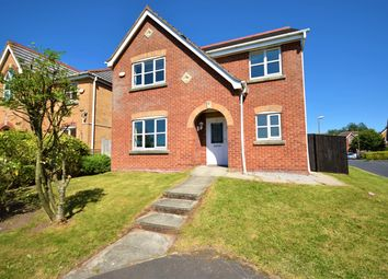 Thumbnail 4 bed detached house for sale in Lark Close, Blackpool