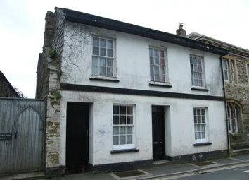 Thumbnail 3 bed semi-detached house for sale in 4 West Street, Liskeard, Cornwall