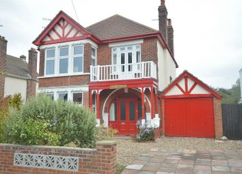 Thumbnail 4 bed detached house for sale in Southcliff Park, Clacton-On-Sea