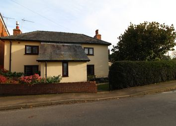 Thumbnail 3 bed cottage for sale in Bury Road, Lawshall, Bury St. Edmunds