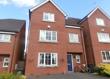 Thumbnail 4 bed semi-detached house to rent in Watts Drive, Shepshed
