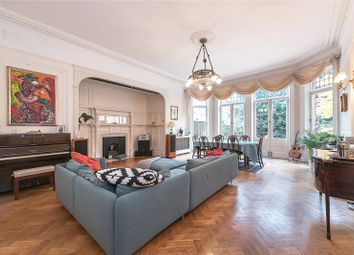 Thumbnail 3 bed flat for sale in Eton Avenue, Belsize Park, London
