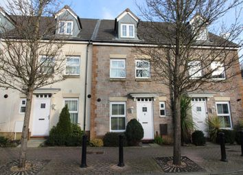 Thumbnail 3 bedroom terraced house for sale in Renaissance Gardens, Plymouth