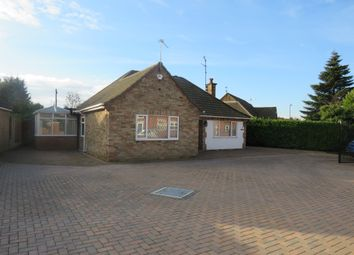 Thumbnail 3 bed detached bungalow for sale in Crookesbroom Lane, Hatfield, Doncaster