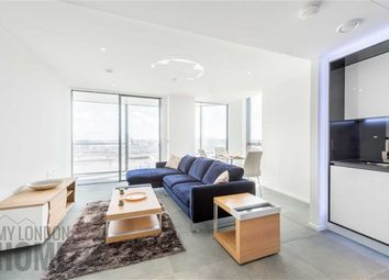Thumbnail 1 bedroom flat to rent in Dollar Bay, Canary Wharf, London