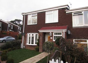 Thumbnail 3 bed end terrace house for sale in Dogwood Dell, Waterlooville