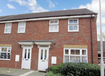 Thumbnail 3 bed end terrace house for sale in Laurel Gardens, Greenham, Thatcham