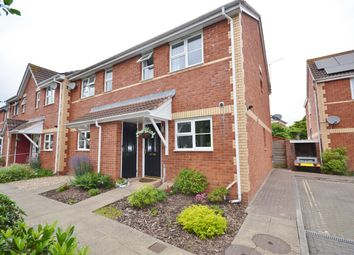 Thumbnail 3 bed end terrace house for sale in Buddle Lane, Exeter
