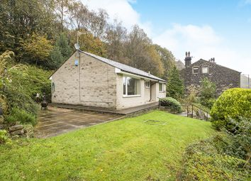 Thumbnail 2 bed bungalow for sale in Green Springs, Hebden Bridge, West Yorkshire