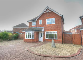 Thumbnail 3 bed detached house for sale in Bransdale Road, Bridlington