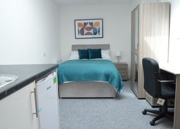 Thumbnail 1 bed flat to rent in The Midway, Near Keele, Newcastle-Under-Lyme