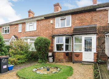 3 bed terraced house for sale in Hazelville Grove, Hall Green, Birmingham B28