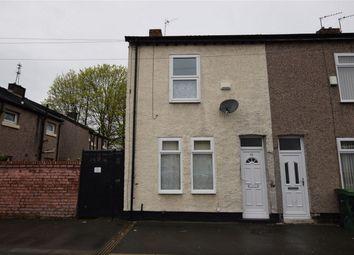 Thumbnail 2 bed end terrace house for sale in Arthur Street, Birkenhead, Merseyside