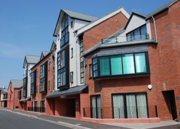 Thumbnail 2 bed flat to rent in Tudor Street, Exeter