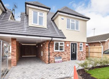 Thumbnail 2 bed semi-detached house for sale in Larup Avenue, Canvey Island