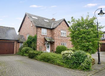 Thumbnail 4 bed detached house for sale in Ivy Court, Wrexham Road, Pulford, Chester