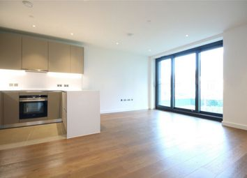 Thumbnail 1 bed flat to rent in Pienna Apartments, Elvin Gardens, Wembley, Greater London