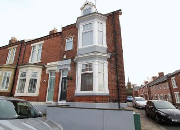 Thumbnail 4 bed terraced house for sale in Madeira Terrace, South Shields