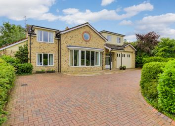 Thumbnail 4 bed detached house for sale in Gibraltar Lane, Swavesey, Cambridge