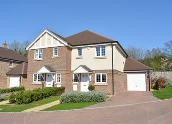 Thumbnail 3 bed semi-detached house for sale in Anmer Close, Tadworth