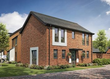 "Thumbnail 3 bedroom detached house for sale in ""The Clayton Corner"" at Berrington Road, London Road, Hampton"