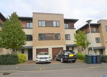 Thumbnail 4 bed town house to rent in Thirleby Road, London