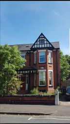 Thumbnail 6 bedroom semi-detached house to rent in Everett Road, Withington, Manchester