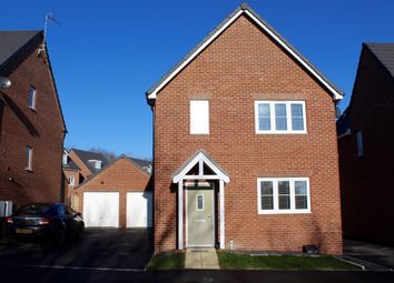 Thumbnail 3 bed property to rent in Moss Wood Court, New Broughton, Wrexham