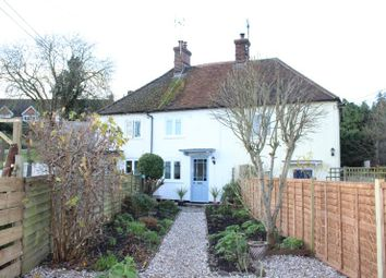 Thumbnail 2 bed cottage to rent in Down View, Hungerford