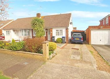 Thumbnail 3 bed semi-detached bungalow for sale in Ambleside Road, Sompting, West Sussex
