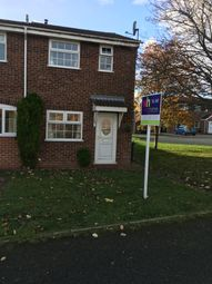 Thumbnail 2 bed semi-detached house to rent in Highgrove Close, Stretton