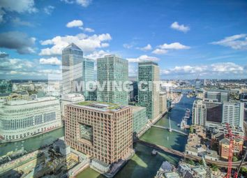 Thumbnail 1 bed flat for sale in Mahattan Plaza, 10 Preston Road, Canary Wharf