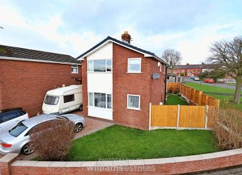 Thumbnail 3 bedroom detached house for sale in Lexham Green Close, Buckley