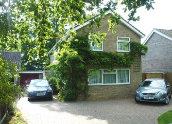 Thumbnail 3 bed detached house for sale in Lavenham Road, Great Waldingfield, Sudbury